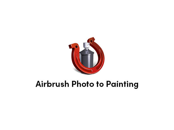 Akvis AirBrush Photo to Painting Software: Lifetime License