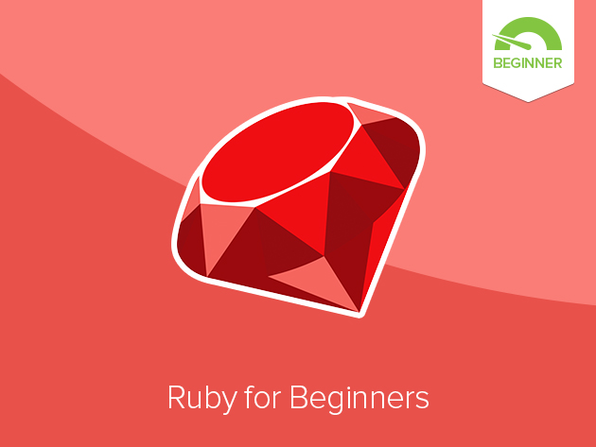 Ruby Programming for Beginners - Product Image