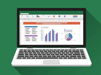 Power Pivot, Power Query & DAX in Excel - Product Image