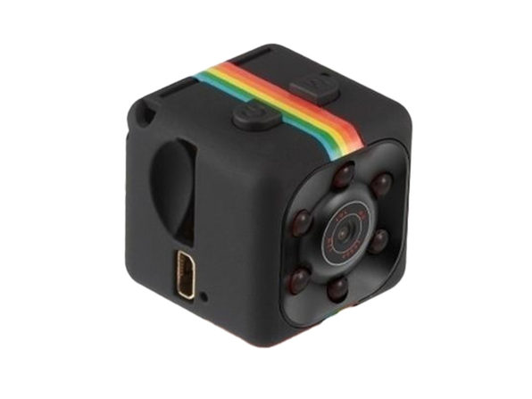 1080P Mini House Camera (Black)