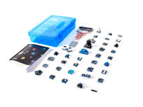 37 Sensors Starter Kit for Raspberry Pi (Pi 3B Included) - Product Image