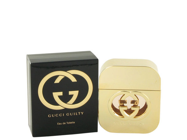 3 Pack Gucci Guilty by Gucci Eau De Toilette Spray 1.6 oz for Women - Product Image