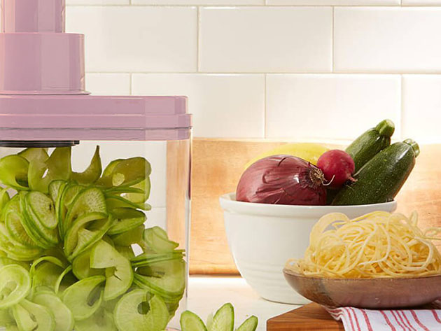 This Wolfgang Puck-Approved Kitchen Tool Makes Eating Veggies More Fun 2