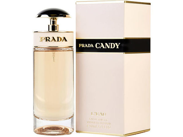 Prada Candy L'Eau By Prada Edt Spray 2.7 Oz For Women (Package Of 5) - Product Image