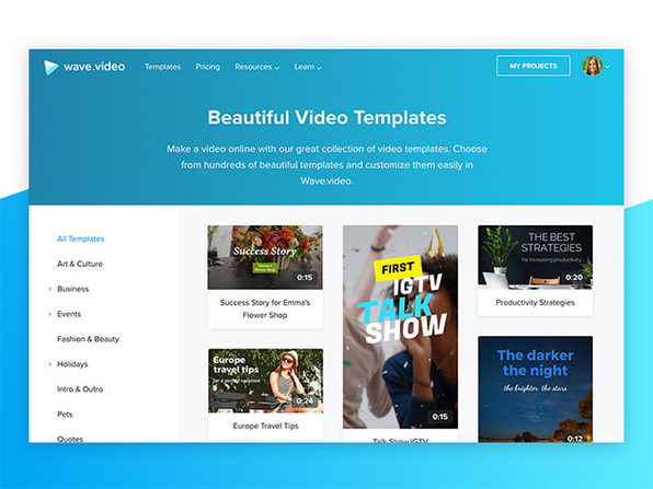 Wave.Video Pro: 1-Yr Subscription