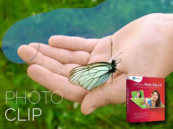 Inpixio Photo Clip 6 - Product Image