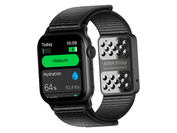 Aura Smart Strap for Apple Watch