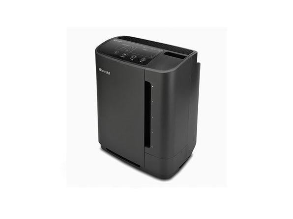 Brondell O2+ Revive Air Purifier & Humidifier (Black)