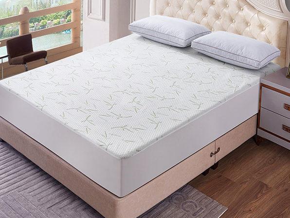 Bamboo Bedding Mattress Protector (Queen)