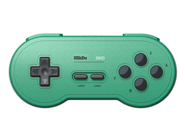 8BitDo® SN30 Bluetooth Gamepad (Green)