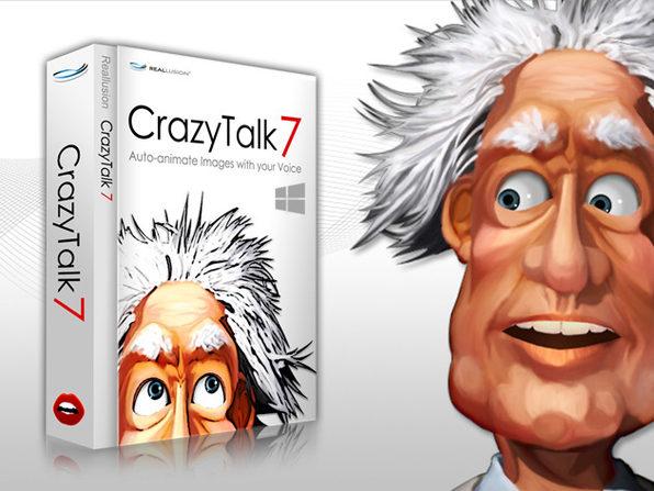 CrazyTalk 7 - Product Image