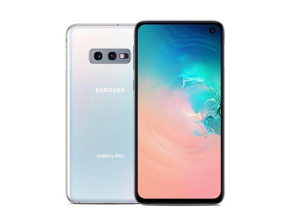 Samsung Galaxy S10e T-Mobile 128GB White (Grade A) - Product Image