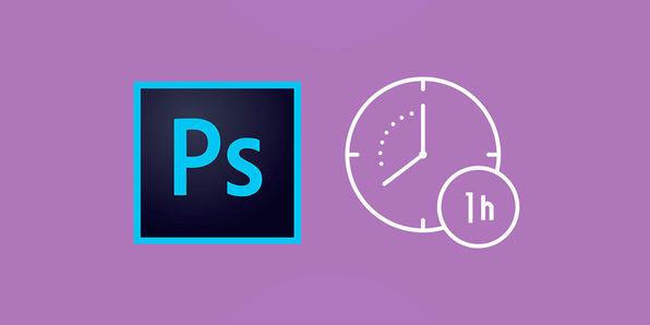 Learn Adobe Photoshop In 1 Hour - Product Image