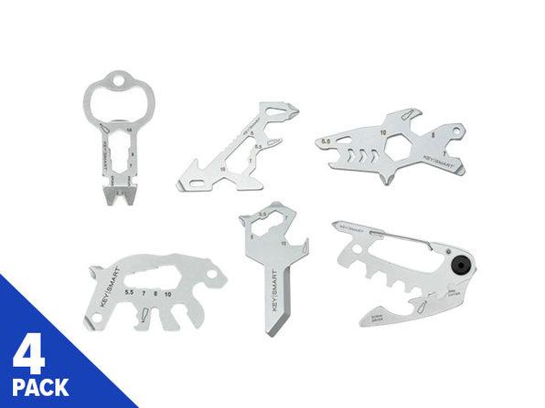 ALLTUL Keychain/Wallet Multi-Tool