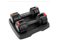 LifePro PowerUp Adjustable Dumbells Set - Product Image