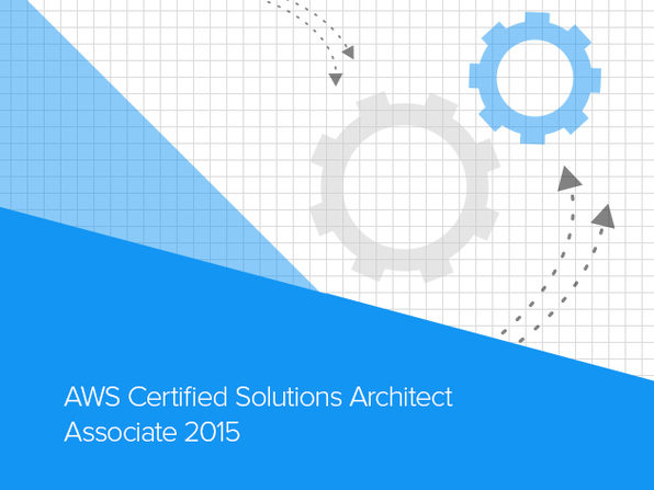 AWS Certified Solutions Architect - Associate 2015 - Product Image