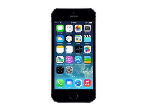 Apple iPhone 5S GSM Unlocked 16GB Space Gray (Certified-Refurbished)