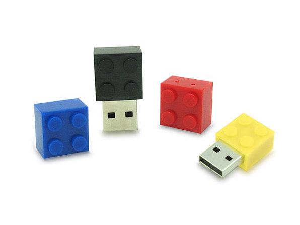 Toy Block USB Drives