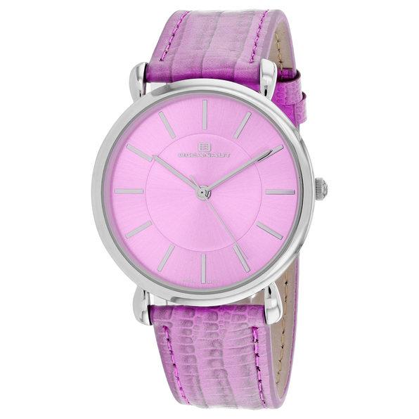 Oceanaut Women's Alma Purple Dial Watch - OC2213