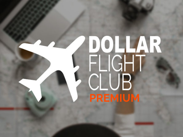 Dollar Flight Club Premium: 3-Yr Subscription