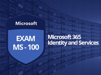 Microsoft MS-100: Microsoft 365 Identity & Services - Product Image