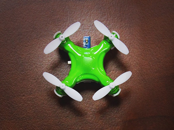 Aerius Drone - Green, US - Product Image