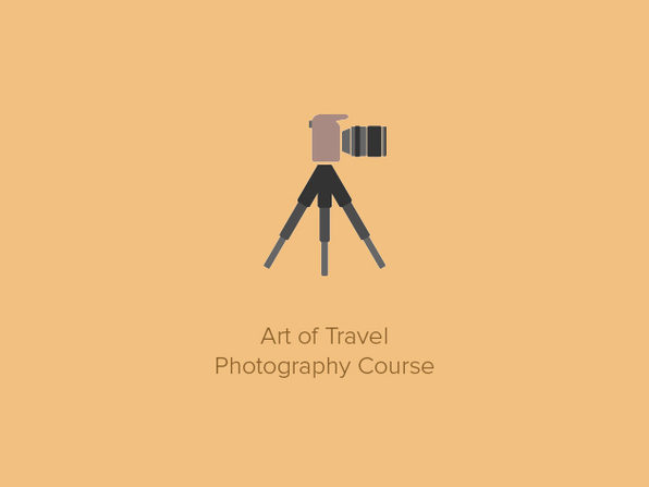 Art of Travel Photography Course - Product Image