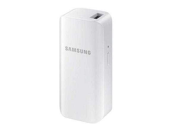 Samsung 2100mAh Mini Universal Battery Pack - White
