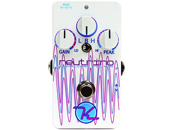 Keeley KNEUT EQ Effects Pedal Envelope Filter a Simple Set of Controls (Like New, Damaged Retail Box)