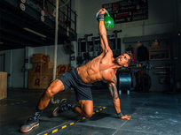 Muscle & Strength Building for Intermediate Fitness Level - Product Image