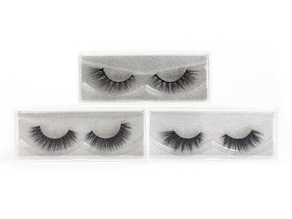 Mink Eyelash Bundle - Product Image