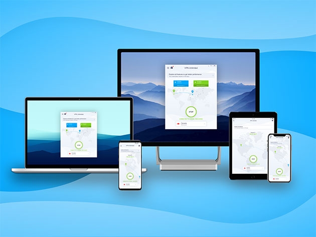 VPN Unlimited Infinity: Lifetime Plan | Mashable Shop
