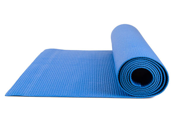"Ultra Thin Non-Slip 68"" Yoga Mat (Blue/4mm)"