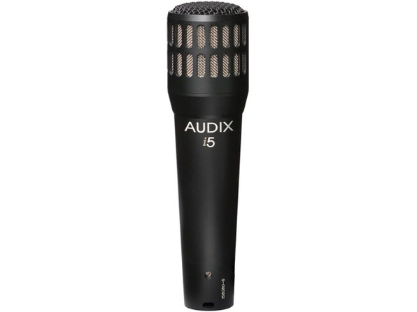 Audix I5 Multi-Purpose Dynamic Instrument Microphone with Clear Accurate Sound (Like New, Damaged Retail Box)