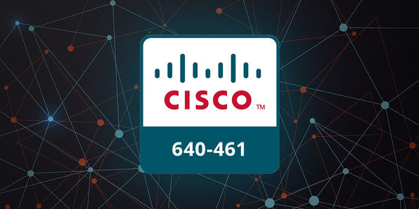 Cisco 640-461: CCNA Voice - ICOMM v8.0 - Cisco Voice and Unified Communications - Product Image