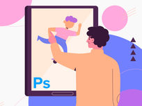 Images to Cartoon Images with Photoshop - Product Image