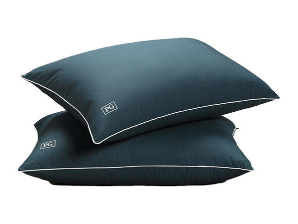 Soft Stomach Sleeper Down Alternative Pillow: 2-Pack