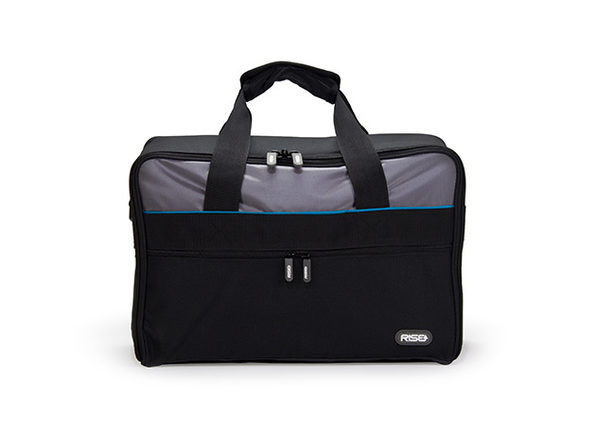 Jumper Overnighter Travel Bag (Blue)