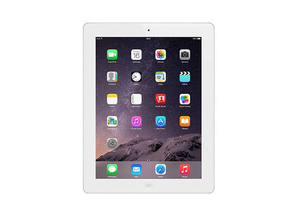 iPad 3rd Gen 64GB - White (Refurbished: Wi-Fi Only) Bundle