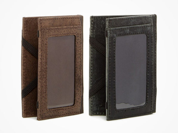 Phillip Flip Wallet (Tan)