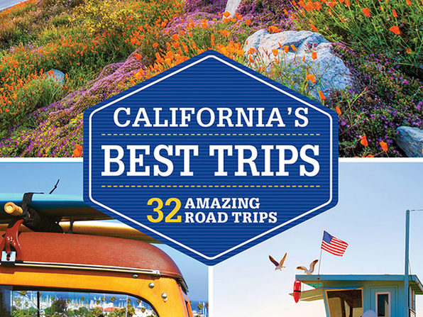 California's Best Trips - Product Image