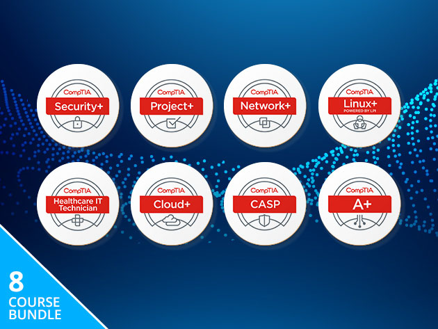 Ultimate CompTIA+ Lifetime Certification Bundle | StackSocial