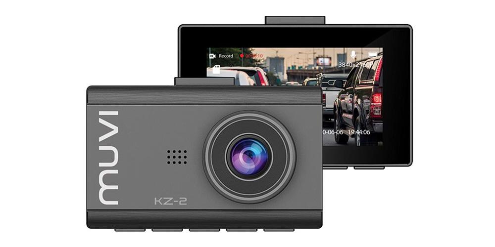 Muvi KZ-2 Pro 4K Drivecam, on sale for $349.95