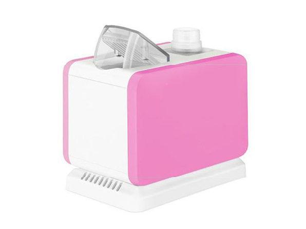 Whisper Lite Bottle Humidifier (Pink)
