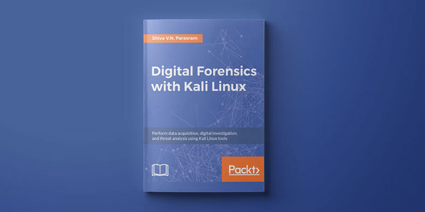 Digital Forensics with Kali Linux - Product Image