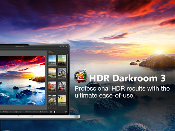 HDR Darkroom 3 For Mac - Product Image