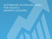 Automated Outbound Email for Sales & Growth Hackers - Product Image