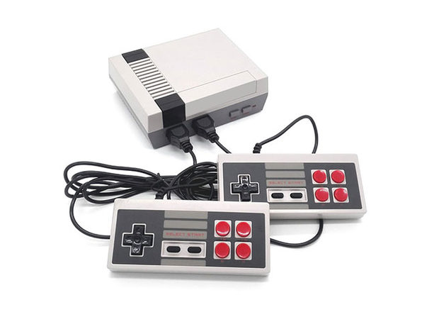 Retro Gaming Console with 600+ Classic Games