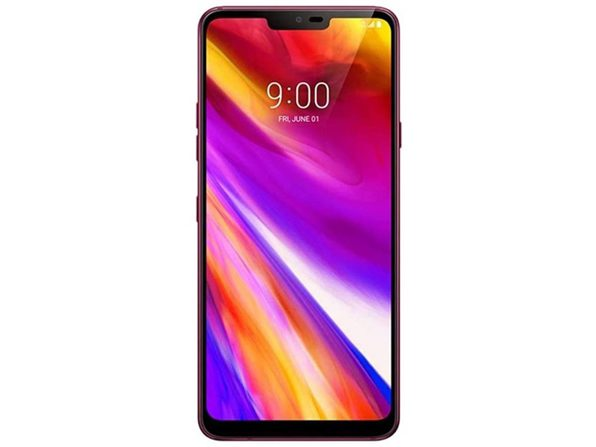 LG G7 ThinQ G710T 64GB Android Smartphone T-Mobile - Raspberry Rose