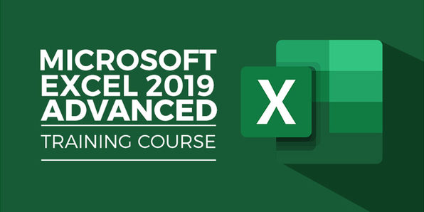 Advanced Excel 2019 - Product Image